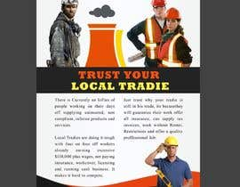 nº 26 pour Trust Your Tradie par natspearldesign