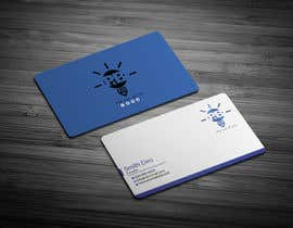 #7 for Business card AND letterhead design for a podcast - logo available by mamun1236943