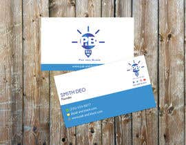 #39 for Business card AND letterhead design for a podcast - logo available by mamun1236943