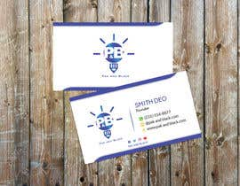 #40 for Business card AND letterhead design for a podcast - logo available by mamun1236943