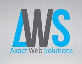 #5 for Professional Logo For AxactWebSolutions - repost af Hardikvora
