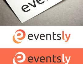 jollywatt tarafından Design a Logo for Eventsly App için no 36