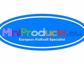 #60 for LOGO for MiniProducts.eu by CAMPION1