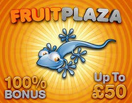 #14 for Design a Banner for Fruitplaza.com by frozumberski