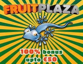 #7 para Design a Banner for Fruitplaza.com por seguro
