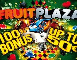 #17 para Design a Banner for Fruitplaza.com por Sund83