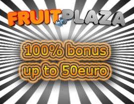 #20 para Design a Banner for Fruitplaza.com por siddiqsir