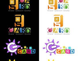 #124 for Kids Credit Card Logo & Design by prbernal