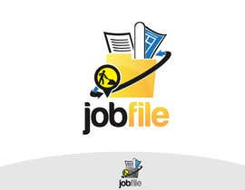 #269 for Logo Design for JobFile by danumdata