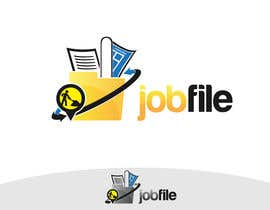 #267 for Logo Design for JobFile by danumdata