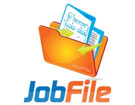 #321 for Logo Design for JobFile by admirernepali