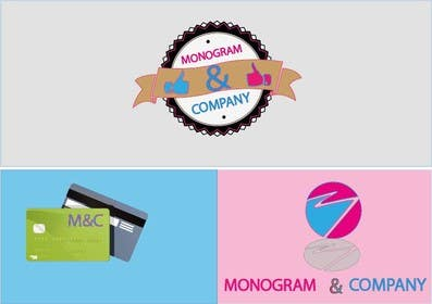 #20 for Design logo for Monogram and Company by sammyali