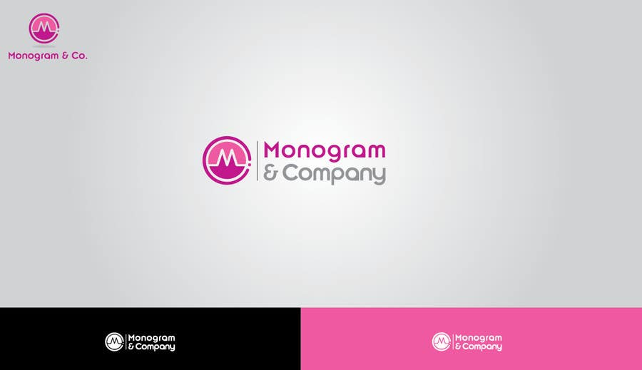#10 for Design logo for Monogram and Company by AWAIS0