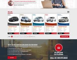 Nro 98 kilpailuun Design a Website Mockup käyttäjältä nikil02an