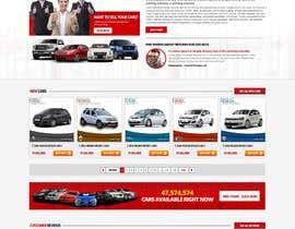 Nro 107 kilpailuun Design a Website Mockup käyttäjältä nikil02an
