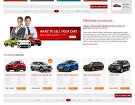 Nro 96 kilpailuun Design a Website Mockup käyttäjältä bd600102