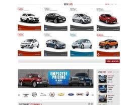 Nro 60 kilpailuun Design a Website Mockup käyttäjältä Comnix