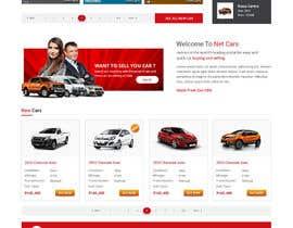Nro 101 kilpailuun Design a Website Mockup käyttäjältä syrwebdevelopmen