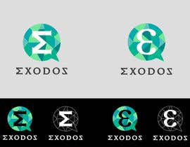 #158 for Design a Logo for EXODOS by dondonhilvano