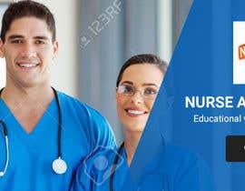 Nro 35 kilpailuun Nurse Academy seeking a website banner design käyttäjältä Lakshmipriyaom