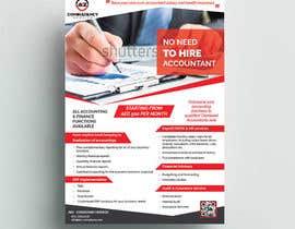 Nro 23 kilpailuun Design a Flyer käyttäjältä adarshdk