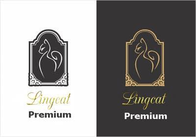 nº 58 pour Design a Logo for Lingcat Premium par cristinandrei