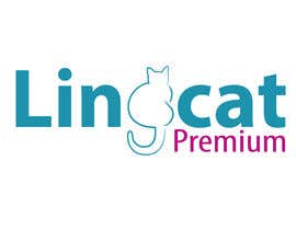 jonamino tarafından Design a Logo for Lingcat Premium için no 88
