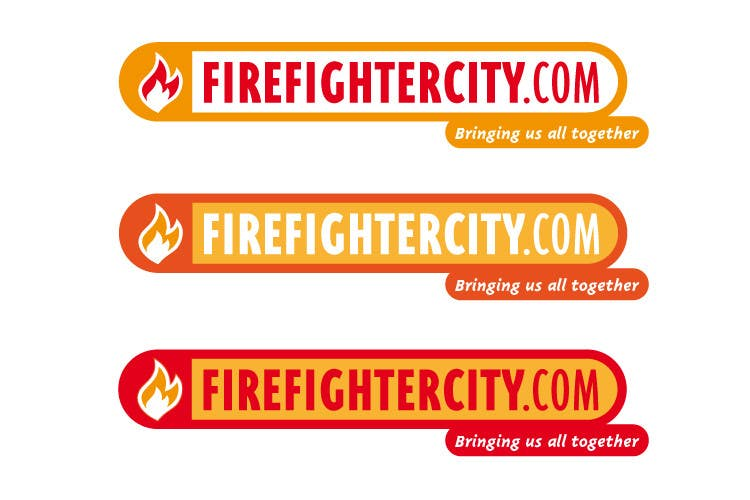 Proposition n°                                        26                                      du concours                                         Logo Design for firefightercity.com