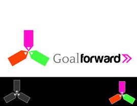 #86 para Logo Design for Goalforward por muralideo