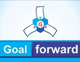 #21 para Logo Design for Goalforward por ACERAMESH
