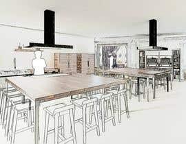 #10 for Interior design draft by hantig