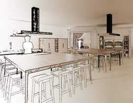 #14 for Interior design draft by hantig