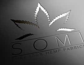 Nro 120 kilpailuun SOMI - We aims to creat the best hemp fashion products in the word käyttäjältä darkoosk