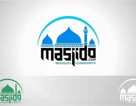 nº 70 pour Design a Logo for mosques web site par lanangali