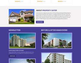 Nro 8 kilpailuun Design a Website Mockup - 8 käyttäjältä avizeet85