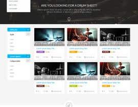 clickinn tarafından Design a Website Mockup için no 4