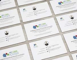 Nro 7 kilpailuun Redesign our Business Cards käyttäjältä AshleyKing05