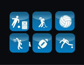 efrali tarafından Design a Logo and Splash Screen for a Match App için no 7