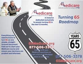 Nro 4 kilpailuun Design a Brochure - Turning 65 Roadmap käyttäjältä TeamRandR2010