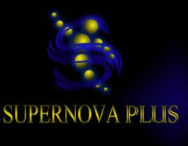 #105 for Design a Logo for SupernovaPlus af pcorpuz