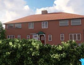 Nro 15 kilpailuun Create a 3D model of the house in the photos using 3Ds Max käyttäjältä kevinelpentagono