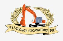 Graphic Design Contest Entry #4 for Graphic Design for St George Excavators Pty Ltd