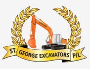 Graphic Design Contest Entry #49 for Graphic Design for St George Excavators Pty Ltd
