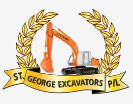 nº 49 pour Graphic Design for St George Excavators Pty Ltd par barada0