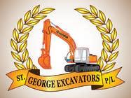 Graphic Design for St George Excavators Pty Ltd için Graphic Design63 No.lu Yarışma Girdisi