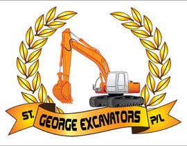 nº 35 pour Graphic Design for St George Excavators Pty Ltd par fatamorgana