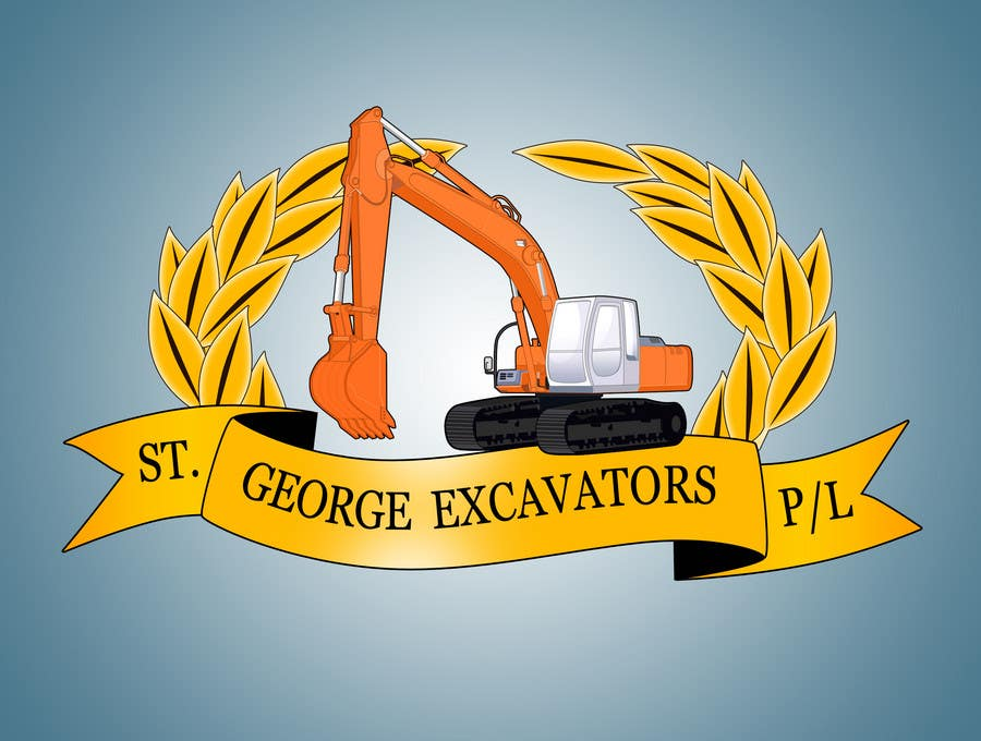 Contest Entry #                                        60                                      for                                         Graphic Design for St George Excavators Pty Ltd