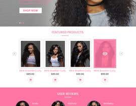 Nro 1 kilpailuun Design a Website Mockup - 10 käyttäjältä LynchpinTech
