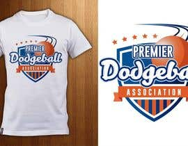 Nro 36 kilpailuun Design a  logo and t-shirt for a new dodgeball league käyttäjältä ShadaoPartners