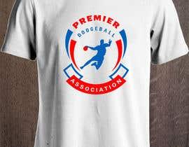 Nro 41 kilpailuun Design a  logo and t-shirt for a new dodgeball league käyttäjältä rokystive